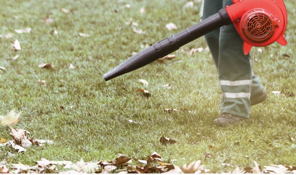 Sopladores aspiradores de hojas Greencut