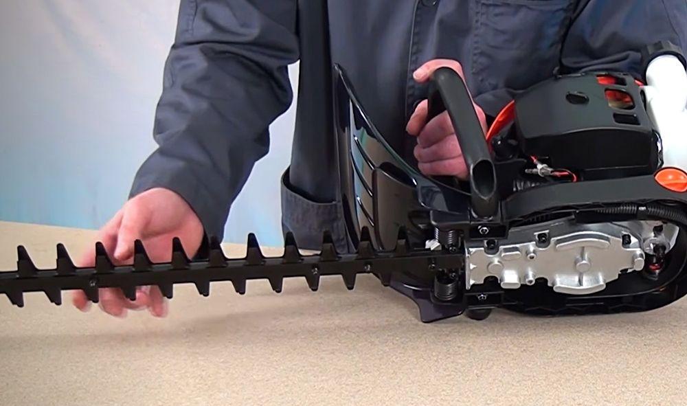 Guía de mantenimiento y cuidado de cortasetos Greencut