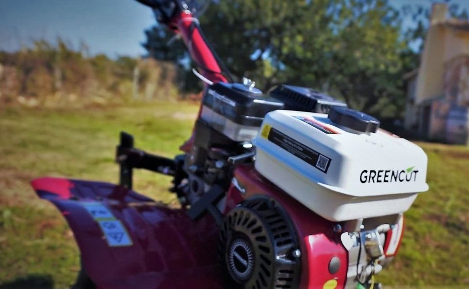Guía arranque encendido Motocultor motoazada