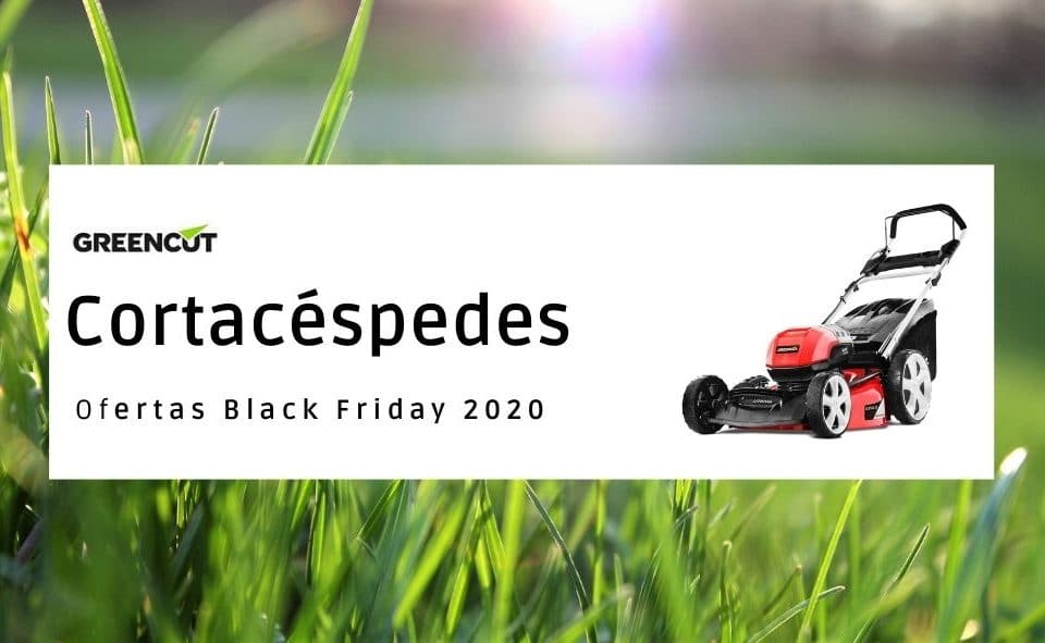 Ofertas Black Friday Cortacéspedes 2020
