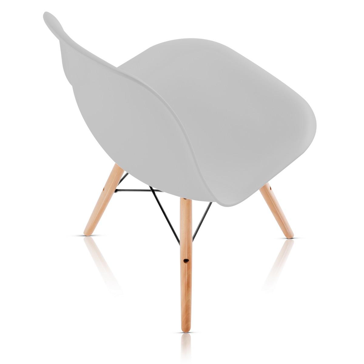 miniatura 19 - Pack 2 Sillas comedor Gris Blanco Mostaza Negro de diseño nordico – Mc Haus