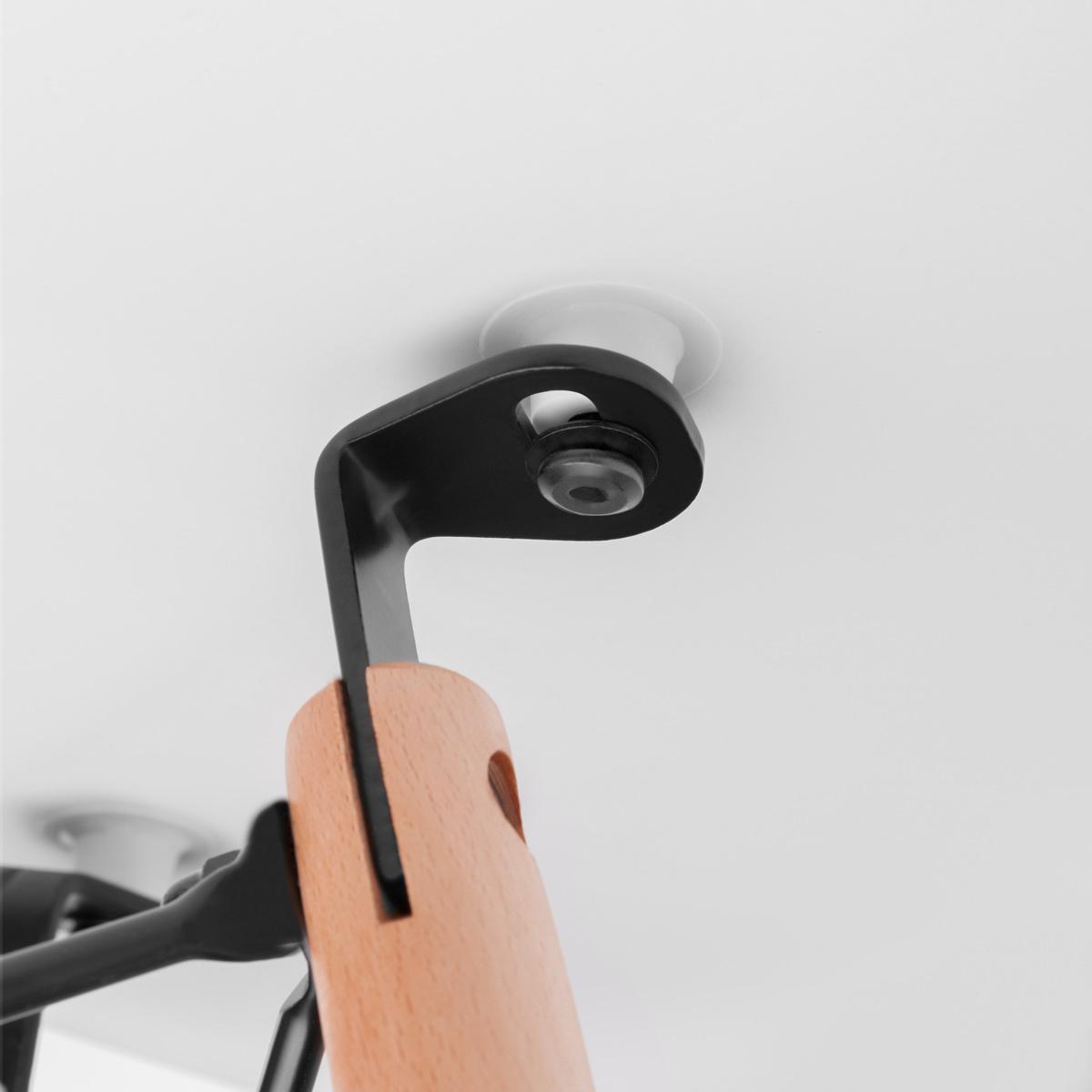 miniatura 10 - Pack 2 Sillas comedor Gris Blanco Mostaza Negro de diseño nordico – Mc Haus